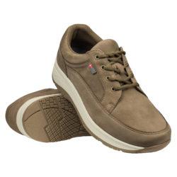 1024-104-54 paar Wallin Mover taupe beige/sand heren comfortsneaker