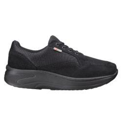 1033-000-0 Wallin Flex 3D-mesh/suede black/black black dames comfortsneaker