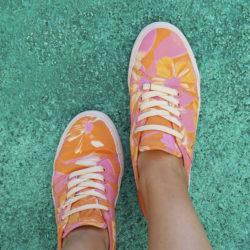 DIVADI Passion Shoe pink comfortsneaker 002