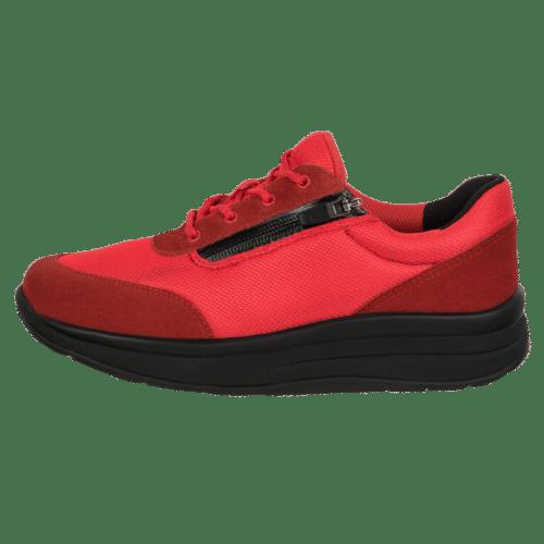 Proflex dames comfortsneaker 2603-006-0-zijkant